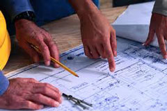 Building a house - drafting