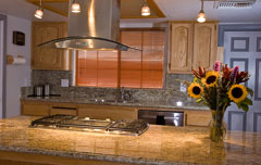 Granite Kitchen Benchtop