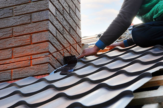 Roof repairs services