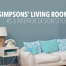 Thumbnail image for The Simpsons' living room as 6 interior design styles