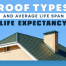 Thumbnail image for Roof types and average life span